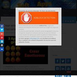 Crear emoticonos online con estas 3 herramientas web