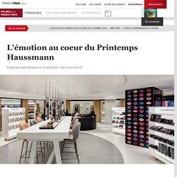 L'émotion au coeur du Printemps Haussmann