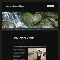 Human Design Planet