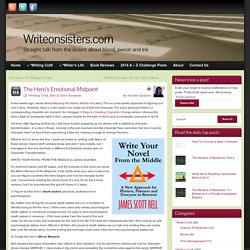 The Hero's Emotional Midpoint - Writeonsisters.com