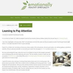 Learning to Pay Attention