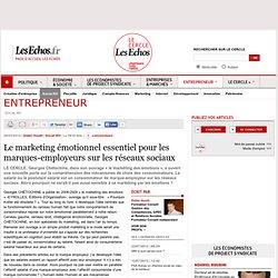 Le marketing émotionnel essentiel pour les marques-employeurs sur les réseaux sociaux