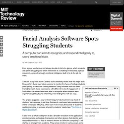 Facial Analysis Software: How Your Emotions Will Betray You (to Your Laptop)
