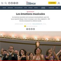 Les émotions musicales