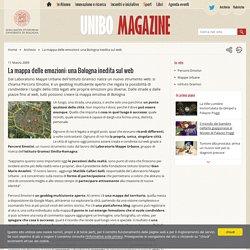 La mappa delle emozioni: una Bologna inedita sul web — UniboMagazine