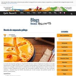 Receta de empanada gallega - España Fascinante