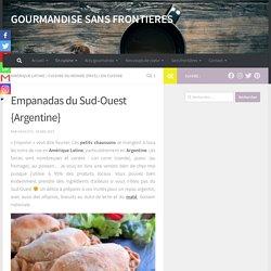 Empanadas au canard