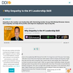 Empathy and Why It's the #1 Leadership Skill