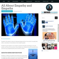 All About Empathy and Empaths
