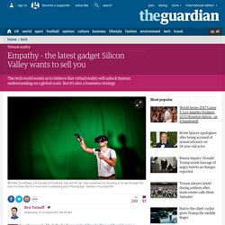 Empathy – the latest gadget Silicon Valley wants to sell you