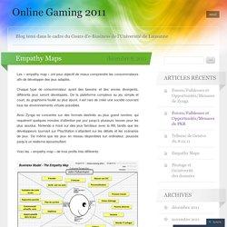 Online Gaming 2011