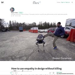How to use empathy in design without killing millions of women — Fluxx Studio Notes
