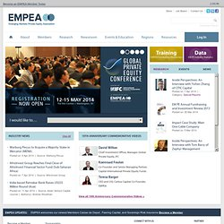 Emerging Markets Private Equity Association