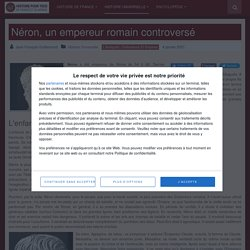 Néron, l'empereur maltraité par l'histoire