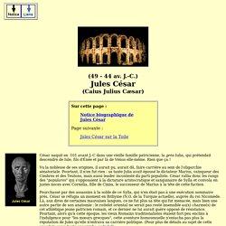 Empereurs romains - Jules Cesar (Caius Julius Caesar)