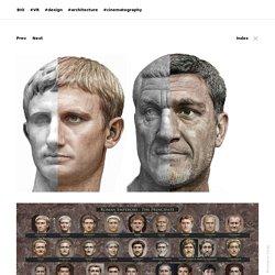 ROMAN EMPEROR PROJECT - Daniel Voshart - Design / Cinematography