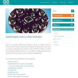 Empezando con LilyPad Arduino ~ Arduino.cl