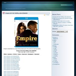 Empire 2015 S01 BDRip x264-DEMAND