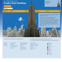 Home - Empire State Building