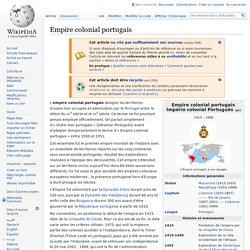 Empire colonial portugais