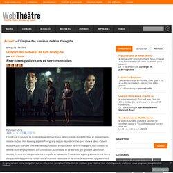 WebTheatre - L'Empire des lumières de Kim Young-ha