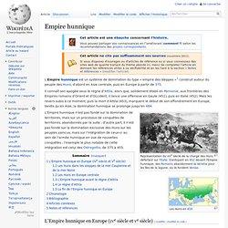 Empire hunnique