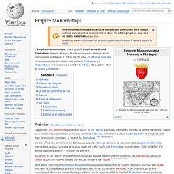 Empire Monomotapa