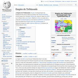 Empire de Trébizonde