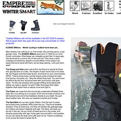 Empire Wool and Canvas Company. True North Mittens