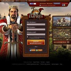 Forge of Empires - Le jeu de stratégie en ligne dans votre navigateur