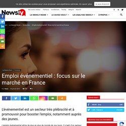 Emploi événementiel : focus sur le marché en France - Newsly