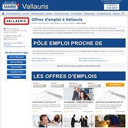 Emploi Vallauris - Offres d'emploi à Vallauris