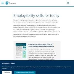 Employability skills for today