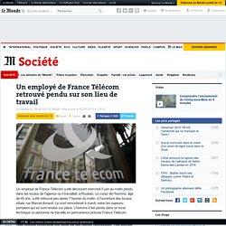 Un employé de France Télécom retrouvé pendu sur son lieu de travail