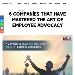Employee Advocacy Case Study