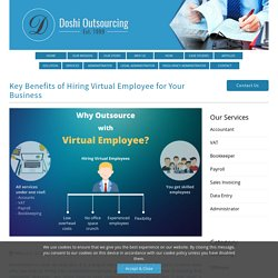 Virtual Employee: Key Benefits of Hiring for Your Business