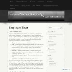 practical business knowledge