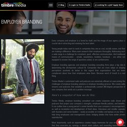 Employer Branding Solutions & Services