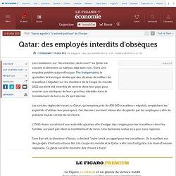 Qatar: des employés interdits d'obsèques