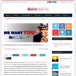 Marque Employeur : le recrutement par les réseaux sociaux