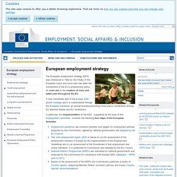 European Employment Strategy