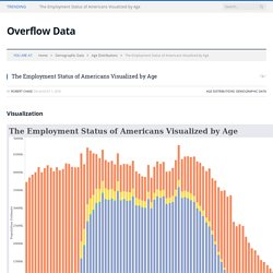 The Employment Status of Americans Visualized by Age