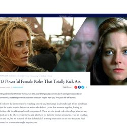 Empowering Female Roles in Movies