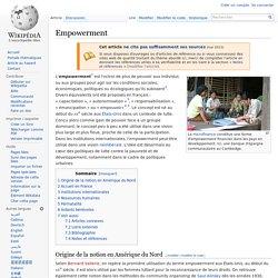 Empowerment - Egalité technique