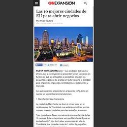 Las 10 mejores ciudades de EU para abrir negocios - Emprendedores