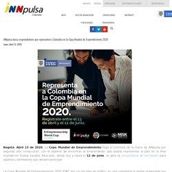 iNNpulsa busca emprendedores que representen a Colombia en la Copa Mundial de Emprendimiento 2020