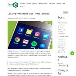 Los Emprendedores y las Redes Sociales - Préstamos iBAN