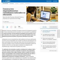 Emprendimiento: aplicaciones colombianas para aprender - Novedades tecnología