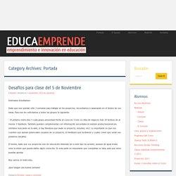 Emprendimiento e Innovación en Educación