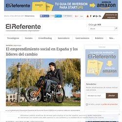 El emprendimiento social en España y los líderes del cambio